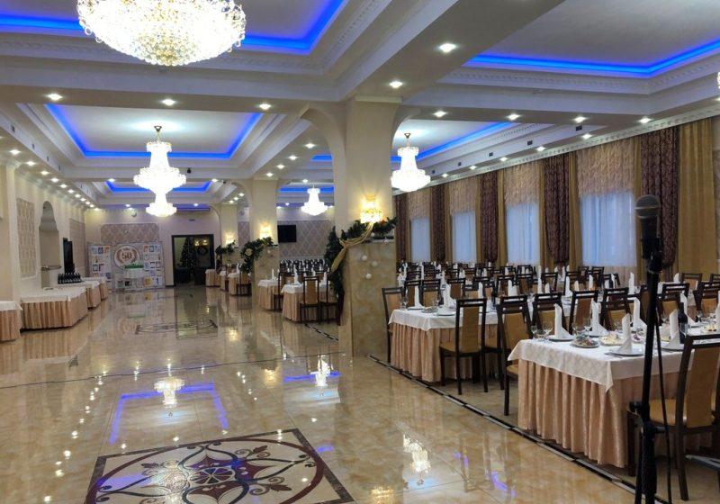 банкетный зал на 250 человек в кафе