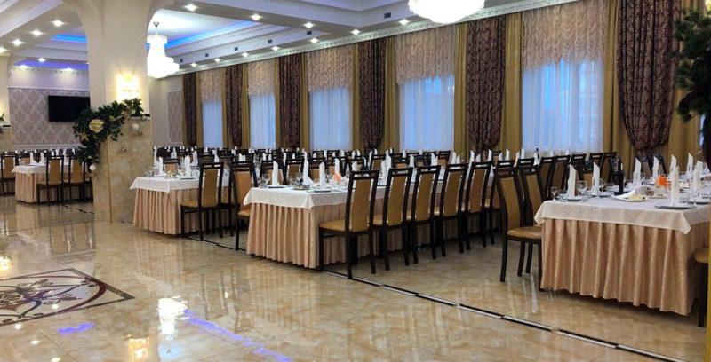 банкетный зал на 250 человек в ресторане