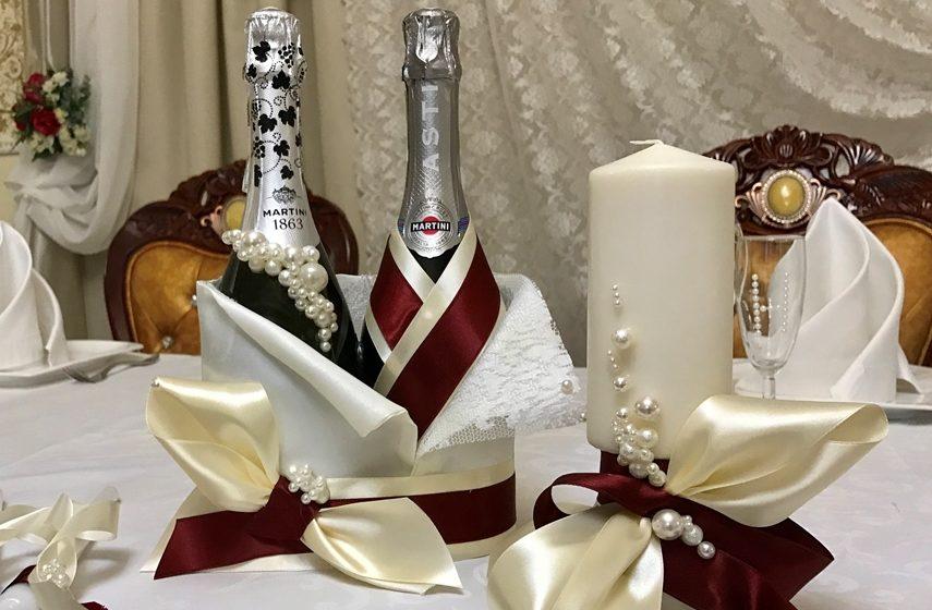 обслуживание на свадьбе