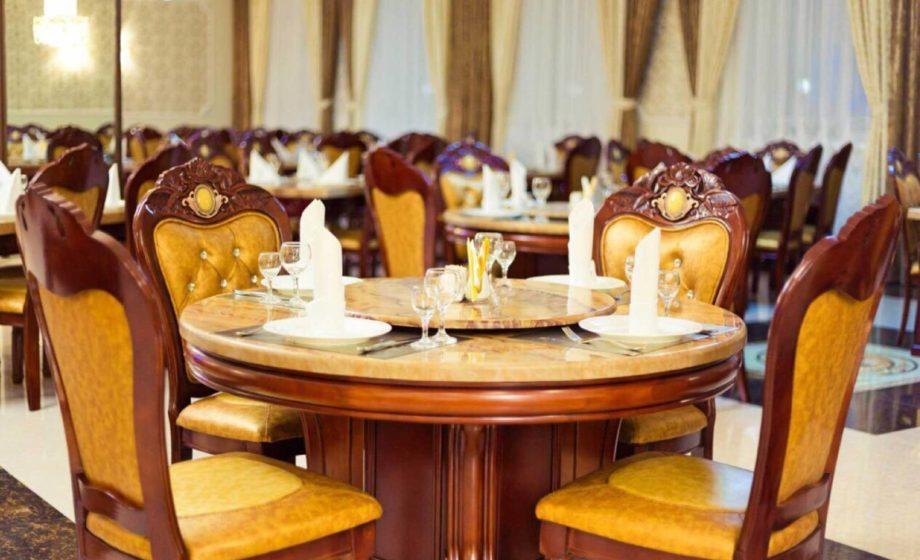 ресторан кафе Янтарь в Красноярске